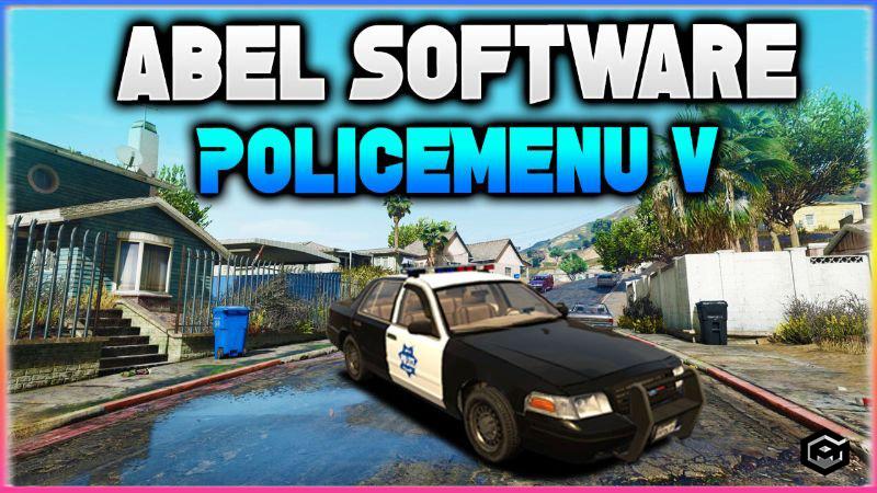 GTA 5 Cop Mod