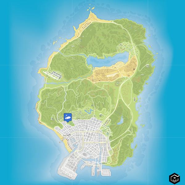 GTA 5 Golf