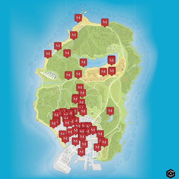 GTA 5 missions