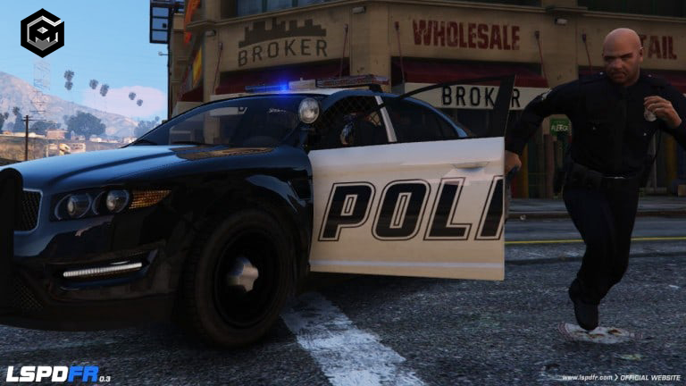 How to download and install lspdfr mod