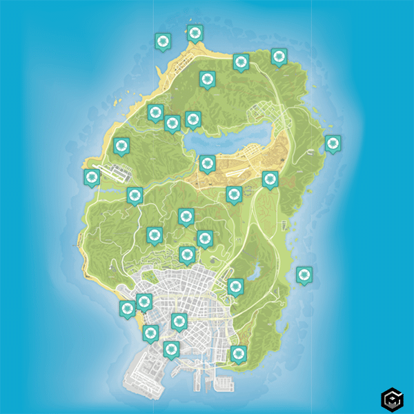 GTA 5 Peyote Location