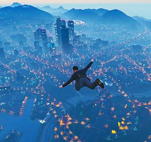 Skyfall GTA 5 Cheat code