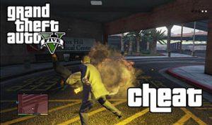 Explosive melee attacks GTA 5
