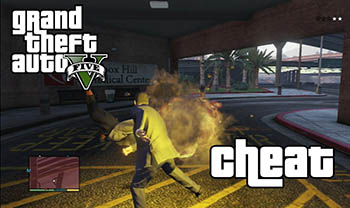 Explosive melee attacks GTA 5