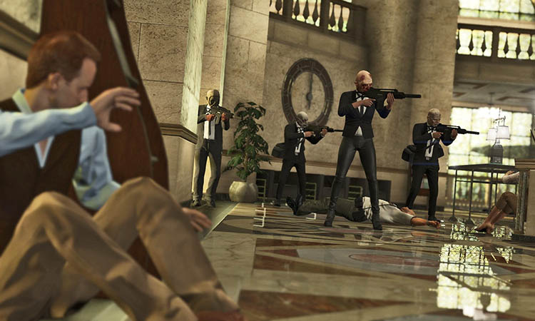 GTA 5 Heists Guide