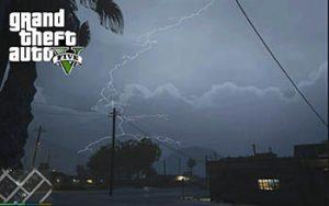 GTA 5 weather cheat