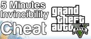 invincibility cheat gta5