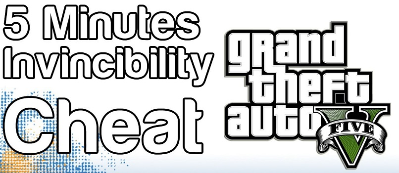 invincibility cheat gta5