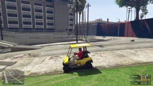 GTA 5 Caddy