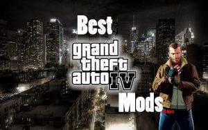 Grand Theft Auto 4 mods