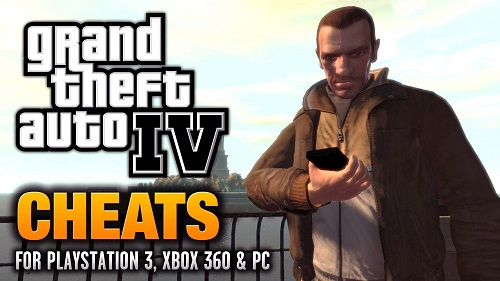 gta 4 cheats xbox 360