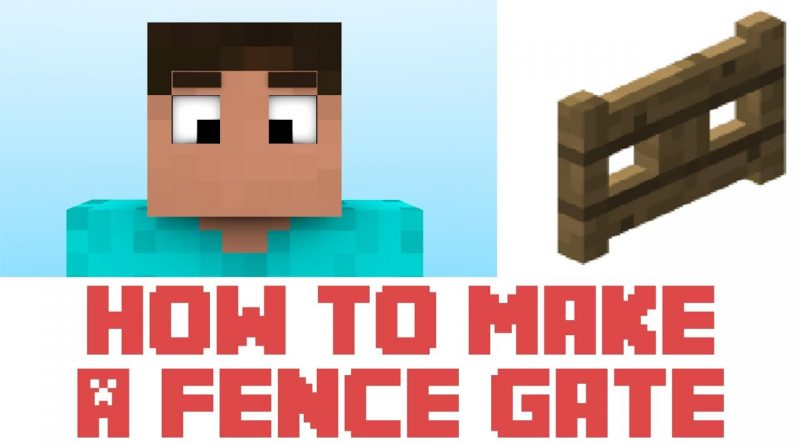 minecraft fences